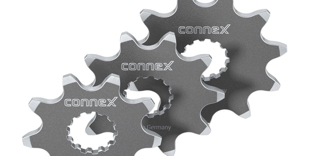 Connex E-Bike Ritzel, Panasonic
