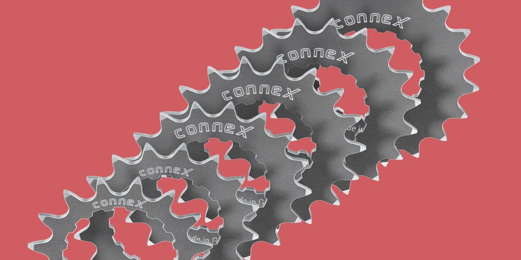 Connex E-Bike Ritzel, Bosch II